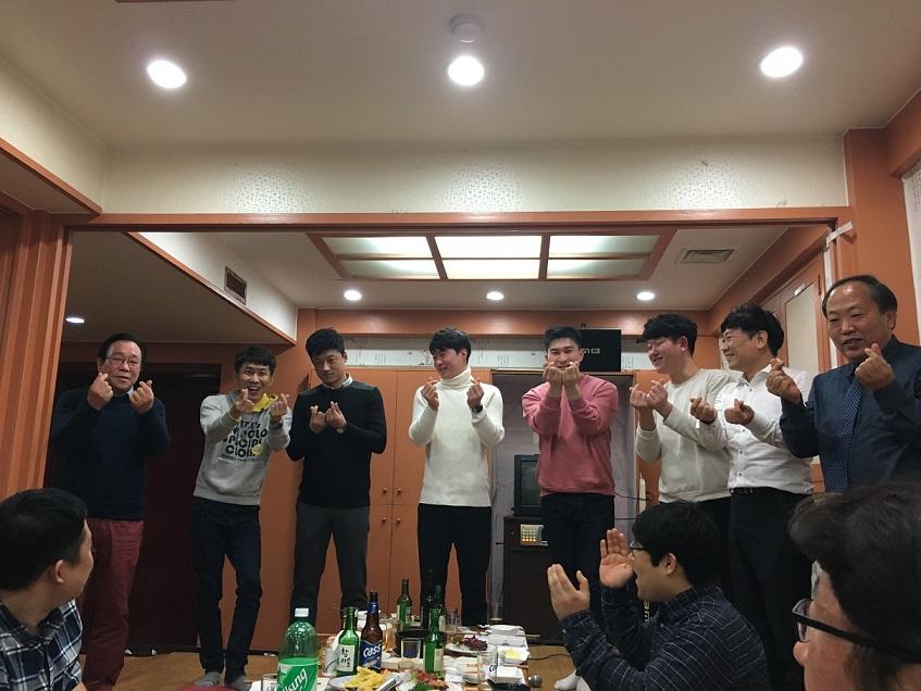 [전기전자공학과] 2016년 전기전자공학과 종강모임